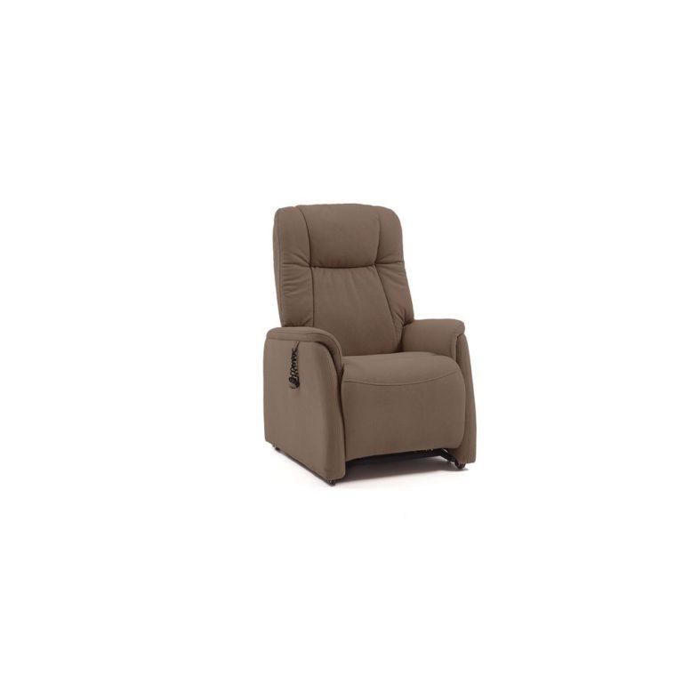 Relax 96 - Bruin - 1 Motor Relaxzetel