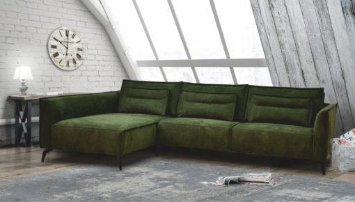 Comfort 17 Hoeksalon