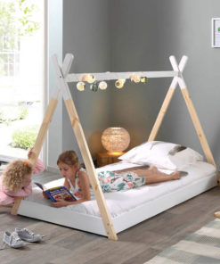 Tipi Wit Kinderbed