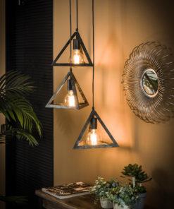Hanglamp Driehoek Verlichting