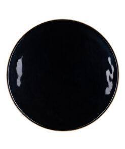 825092 - End table Candy black 36Ø