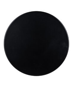 825097 - End table Iconic black 30Ø
