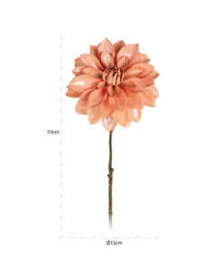 -FL-0021 - Flower Dahlia Honey (12 pieces)