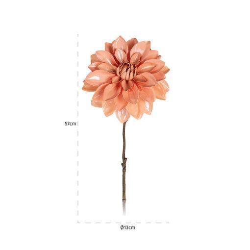 -FL-0021 - Flower Dahlia Honey (12 pieces)