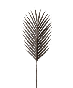 -FL-0031 - Frond Palm taupe (8 pieces)