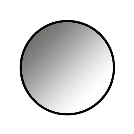 -MI-0055 - Mirror Maeron black 70Ø