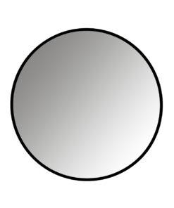 -MI-0056 - Mirror Maesa black 90Ø